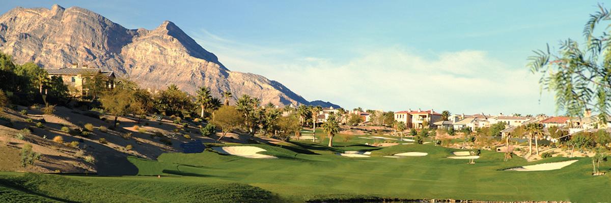 Las Vegas Golfcourt