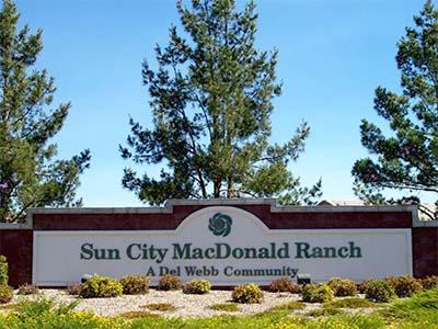 Sun City Mac Donal Ranch