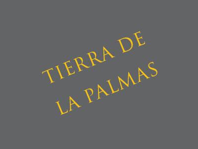 Tierra de La Palmas